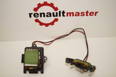 Реостат пічки Renault Trafic II (Vivaro, Primastar) 1.9/2.0/2.5 Б/У image 7 | Renaultmaster.com.ua