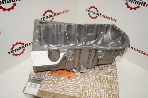 Піддон масляний Renault Trafic (Vivaro, Primastar) 1.9 OE image 10 | Renaultmaster.com.ua