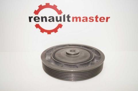 Ременный шкив коленчатого вала Renault Trafic 1.9 Аutolog image 1