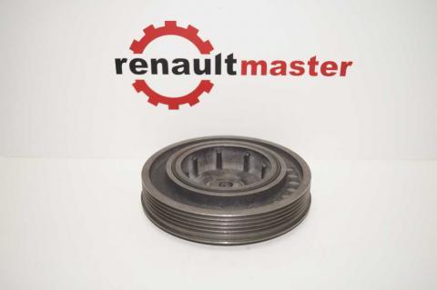 Ременный шкив коленчатого вала Renault Trafic 1.9 Аutolog image 5