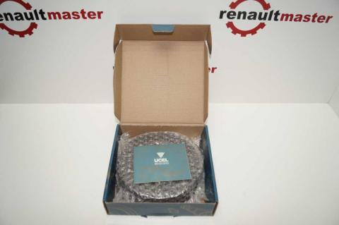Шків колінчастого вала Renault Trafic/Vivaro 2.5 DCI 06- 7PK image 2 | Renaultmaster.com.ua