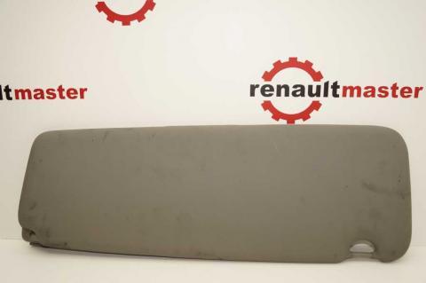 Козырек от солнца Renault Trafic (Vivaro, Primastar) L Б/У image 1   Renaultmaster.com.ua