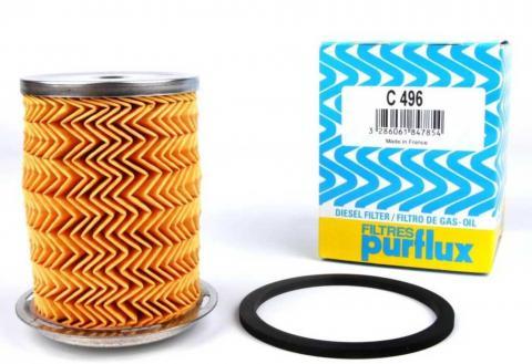 Топливный фильтр Renault Мaster, Тrafic, Мovano Purflux image 1