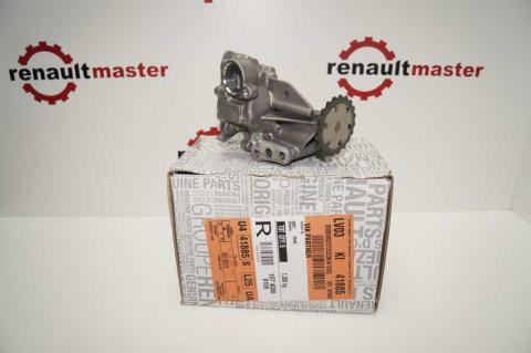Масляний насос Renault Master 2.3 (Movano,NV 400) 2010- OE ламелі image 2 | Renaultmaster.com.ua