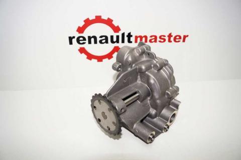 Масляний насос Renault Master 2.3 (Movano,NV 400) 2010- OE ламелі image 4 | Renaultmaster.com.ua