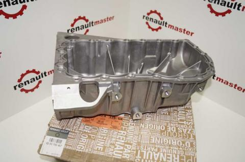 Піддон масляний Renault Trafic (Vivaro, Primastar) 1.9 OE image 1 | Renaultmaster.com.ua
