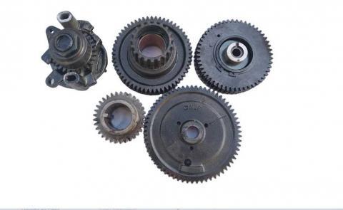 Шестерни ГРМ (комплект) Renault Master 2.5 Б/У image 1