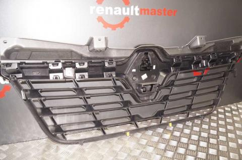 Решітка радіатора Renault Master 2014- OE (рестайлініг) Б/У image 4 | Renaultmaster.com.ua