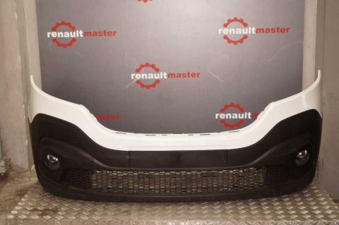 Бампер передній з протитуманками Renault Trafic III OE Б/У image 1 | Renaultmaster.com.ua