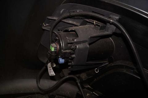 Бампер передній з протитуманками Renault Trafic III OE Б/У image 5 | Renaultmaster.com.ua