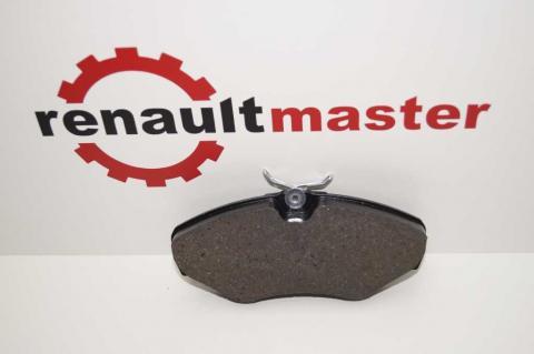 Колодки гальмівні передні Renault Trafic 2001-2015 ICER image 5 | Renaultmaster.com.ua