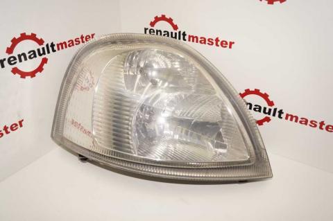 Фара передня права Renault Master (Opel Movano,Nissan Interstar) 2003-2010 Б/У image 1   Renaultmaster.com.ua