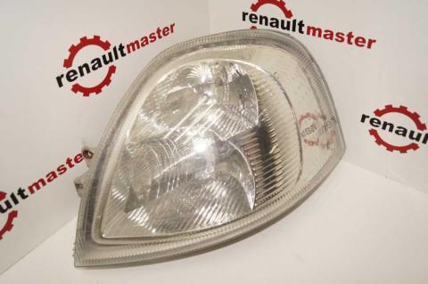 Фара передня ліва Renault Master (Opel Movano,Nissan Interstar) 2003-2010 Б/У image 1   Renaultmaster.com.ua