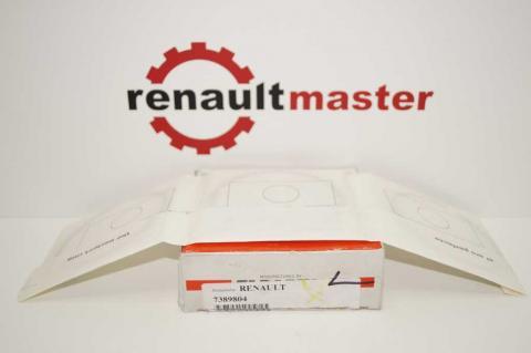 Комплект поршневих кілець Renault Master, Trafic 2.5 Tarabusi стандарт висота 3 image 2 | Renaultmaster.com.ua