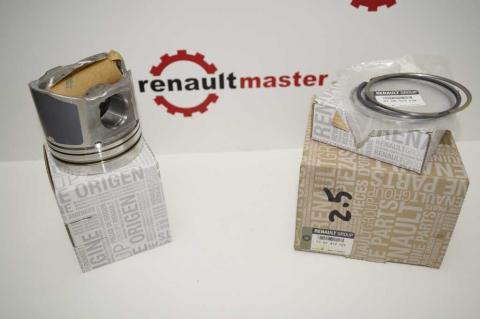 Поршень 2.5 DCI Renault Master (Movano,Interstar) OE image 2 | Renaultmaster.com.ua