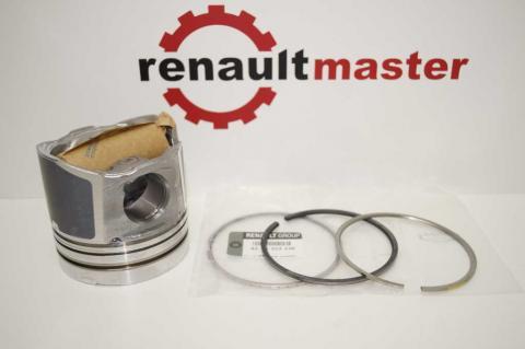 Поршень 2.5 DCI Renault Master (Movano,Interstar) OE image 4 | Renaultmaster.com.ua