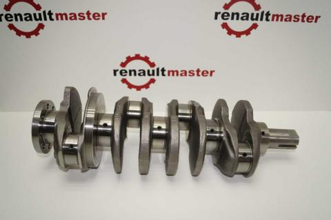 Колінвал Renault Master 2.3 (Movano,NV 400) 2010- image 2 | Renaultmaster.com.ua