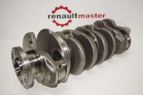 Колінвал Renault Master 2.3 (Movano,NV 400) 2010- image 1 | Renaultmaster.com.ua