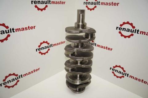 Колінвал Renault Master 2.3 (Movano,NV 400) 2010- image 3 | Renaultmaster.com.ua