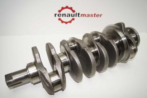 Колінвал Renault Master 2.3 (Movano,NV 400) 2010- image 4 | Renaultmaster.com.ua