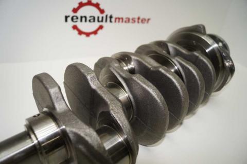 Колінвал Renault Master 2.3 (Movano,NV 400) 2010- image 5 | Renaultmaster.com.ua