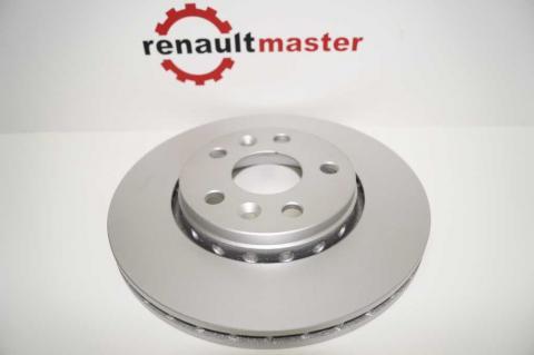 Гальмівний диск Renault Kangoo TEXTAR image 1 | Renaultmaster.com.ua