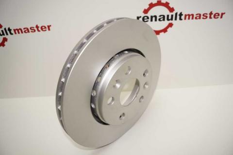 Гальмівний диск Renault Kangoo TEXTAR image 6 | Renaultmaster.com.ua