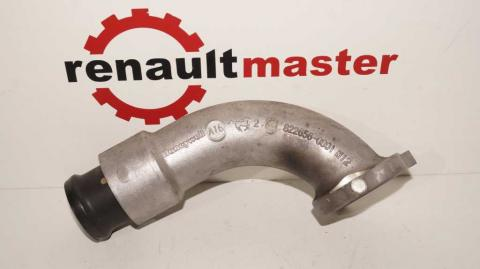 Трубка турбины Bi-Turbo Renault Trafic 1.6 Б/У image 1 | Renaultmaster.com.ua