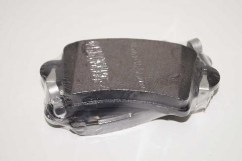 Дискові гальмівні колодки Renault Master Meyle задні r16 без датчику image 6 | Renaultmaster.com.ua