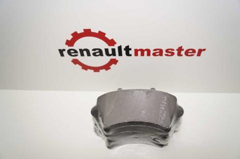 Дисковые тормозные колодки Renault Master Meyle перед r16 без датчика image 7   Renaultmaster.com.ua