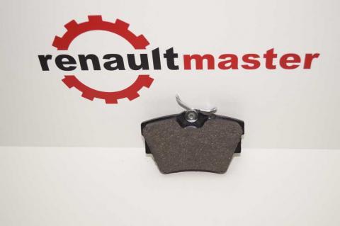 Колодки гальмівні задні Renault Trafic -01 ICER image 4 | Renaultmaster.com.ua