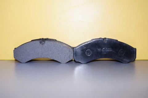 Комплект гальмівних колодок Renault Mascott ARE перед image 1 | Renaultmaster.com.ua