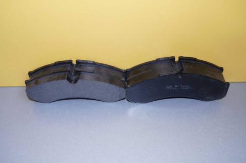 Комплект гальмівних колодок Renault Mascott ARE перед image 2 | Renaultmaster.com.ua