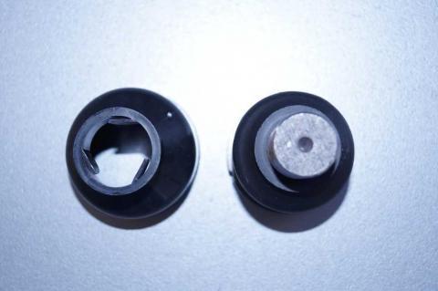 Шарова опора важеля, передня вісь Renault Master TRW низ image 3 | Renaultmaster.com.ua