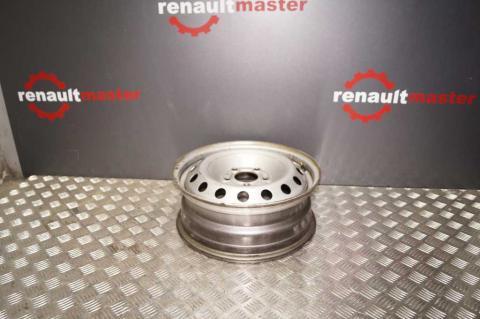 Диск колесный Renault Trafic II Vivaro, Primastar) R16 1.9, 2.0 OE Б/У image 1   Renaultmaster.com.ua