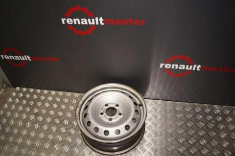 Диск колесный Renault Trafic II Vivaro, Primastar) R16 1.9, 2.0 OE Б/У image 2   Renaultmaster.com.ua