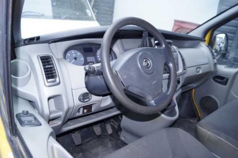 Панель салона комплектная Renault Trafic (Vivaro, Primastar) Б/У image 2