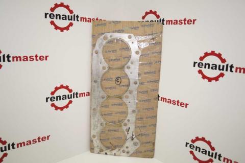 Прокладка головки блоку циліндрів Renault Master, Mascott 3.0 NISSAN товщ 1.0 Perkins (вир.Харків) image 3 | Renaultmaster.com.ua