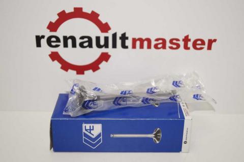 Клапан впускной 2.5 Renault Master (Movano,Interstar) 2003-2010 image 7