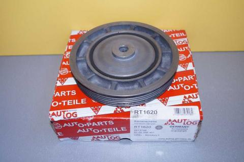 Ременный шкив коленчатого вала Renault Trafic 1.9 Аutolog image 9
