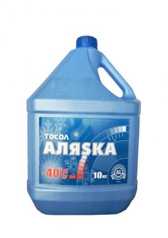 Тосол Аляска А-40М 10кг image 1 | Renaultmaster.com.ua