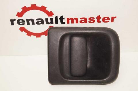 Ручка передніх дверей зовнішня ліва Renault Master (Opel Movano,Nissan Interstar) 1998-2010 Б/У image 1 | Renaultmaster.com.ua