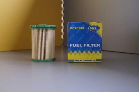 Паливний фільтр Renault Master/Trafic SCT image 1 | Renaultmaster.com.ua