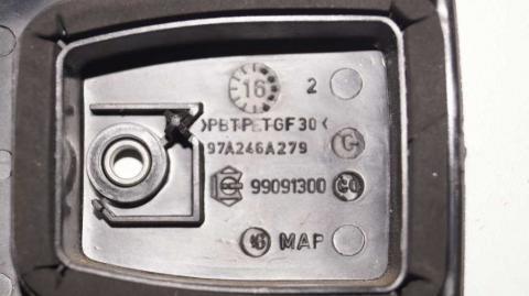 Ручка обмежувача задніх дверей Renault Trafic (Vivaro, Primastar) Б/В image 12   Renaultmaster.com.ua