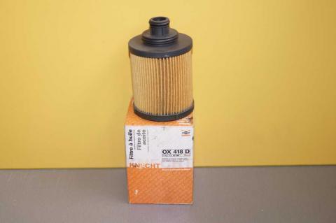 Фільтр палива Renault Master 2.3 Knecht з грибком (Fiat) image 1 | Renaultmaster.com.ua