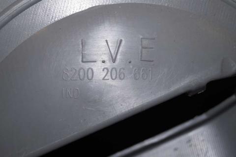 Обшивка дверей електро права Renault Master (Opel Movano,Nissan Interstar) 2004-2010 Б/У image 2 | Renaultmaster.com.ua