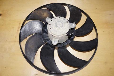 Вентилятор охолодження великий Renault Master (Opel Movano,Nissan Interstar) 2003-2010 Б/У image 2 | Renaultmaster.com.ua