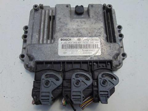 Блок управління двигуном комплект 3.0 DCI Renault Master (Movano,Interstar) 2007-2010 Б/У image 1 | Renaultmaster.com.ua
