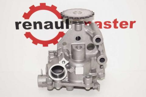Насос масляний Renault Trafic 2.0 OE image 1   Renaultmaster.com.ua