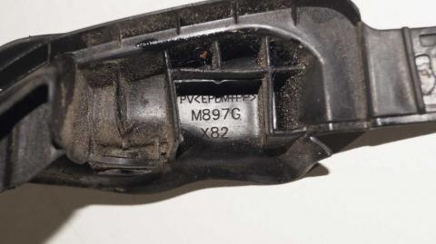 Уплотнитель передних левых дверей (дополнительный верхний) Renault Trafic 1.6 Б/У image 4 | Renaultmaster.com.ua